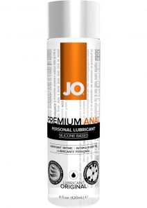 Jo Premium Anal Silicone Lubricant 4 Ounce
