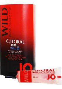 JO Spicy Clitoral Stimulant Gel Warming .34oz