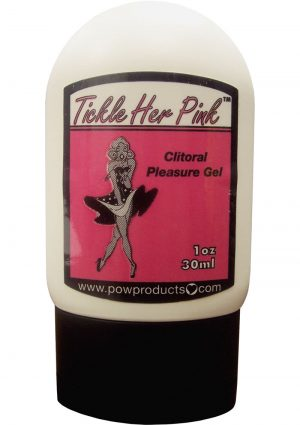 Tickle Her Pink Clitoral Gel 1 Ounce