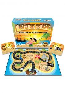 Pleasure Island Board Game Where Fantasy And Pleasure Awaits