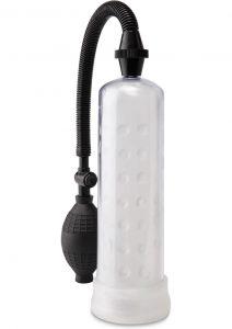 Pump Worx Silicone Power Pump Clear
