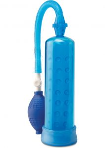 Pump Worx Silicone Power Pump Blue