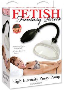 Fetish Fantasy High Intensity Pussy Pump