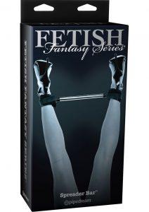 Fetish Fantasy Series Limited Edition Spreader Bar Black