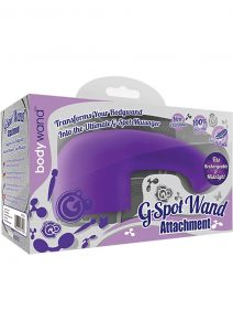 Bodywand G-Spot Wand Silicone Attachment Purple