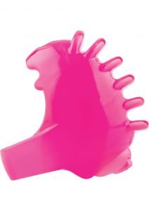 Fing O Tips Silicone Finger Massagers Pink