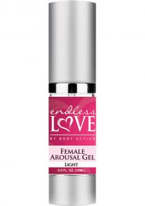 Endless Love Female Arousal Gel Light .5 Ounce