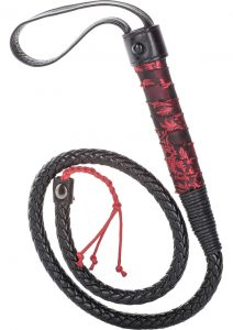 Scandal Be Naughty Bull Whip 41 Inch