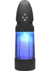Love Botz Strobe Multifunction Rechargeable Stroker Masturbator Light Up 10.5 Inch