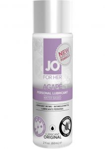 Jo Agape Warming Personal Lubricant 2 Ounces
