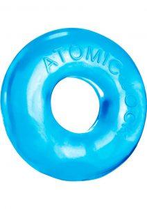 Atomic Jock Donut 2 Fatty Super-Fat Cockring Ice Blue