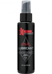 Kink Anal Lubricant 4 Ounce