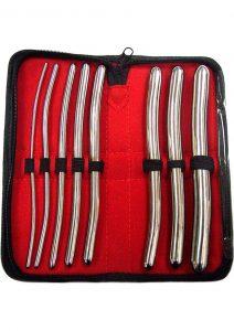 Rouge Hegar Dilator 8 Piece Set Stainless Steel