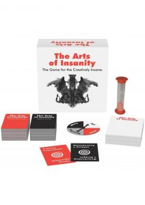 Arts Of Insanity Card Game