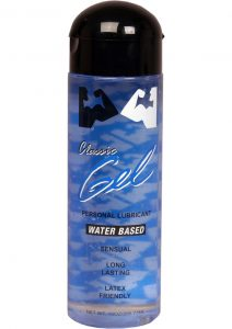 Elbow Grease H2O Classic Thick Gel Water Based Lubricant 8.5 Ounce