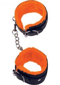 Orange Is The New Black Furry Love Cuffs Adjustable Ankle Cuffs