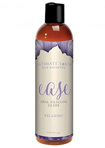 Intimate Earth Ease Relaxing Anal Silicone Glide 4oz