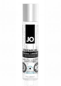 Jo Premium Silicone Lubricant Cooling 1 Ounce