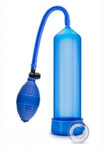 Performance VX101 Male Pump Blue