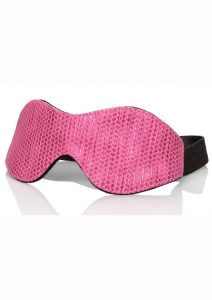 Tickle Me Pink Eye Mask