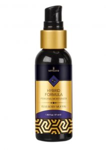 Hybrid Formula Flavored Personal Moisturizer Blueberry Muffin 1.93 Ounces