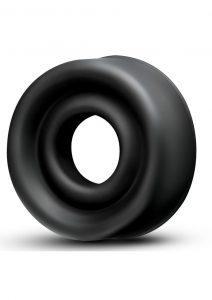 Performance Silicone Pump Sleeve Black Large