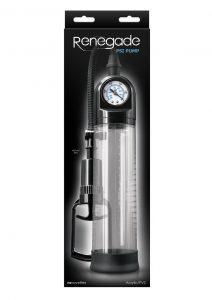Renegade PSI Pump - Black