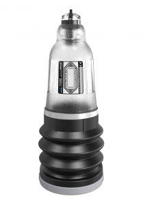 Bathmate Hydromax3 Penis Pump Water Pump Waterproof Crystal Clear