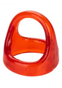 Colt Xl Snug Tugger Cockring Scrotum Support Non Vibrating Red