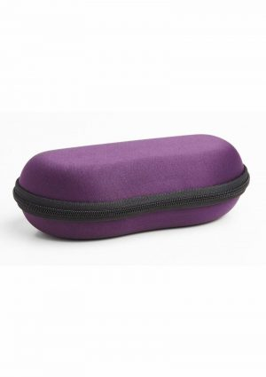 Emojibator Go F Yourself Literally Travel Case Purple 5 Inches