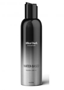 After Dark Essential Water-Base Lubricant 4oz