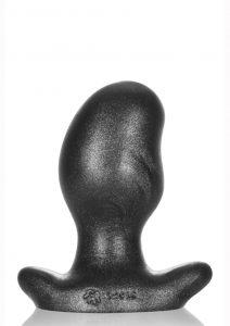 Oxballs Ergo Silicone Butt Plug - Medium - Smoke Smoosh
