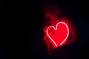 LED Loveheart for Valentines Day Gift Ideas