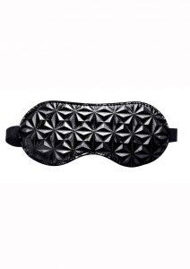 Whip Smart Black Out Blindfold - Black