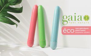 Gaia Eco-friendly Sex Toy