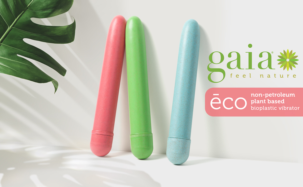 Gaia Eco-friendly Sex Toy