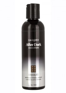 After Dark Essentials Water-Based Flavored Personal Warming Lubricant Chocolate 4oz