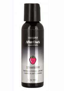 After Dark Essentials Water-Based Flavored Personal Warming Lubricant Strawberry 2oz