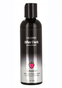 After Dark Essentials Water-Based Flavored Personal Warming Lubricant Strawberry 4oz